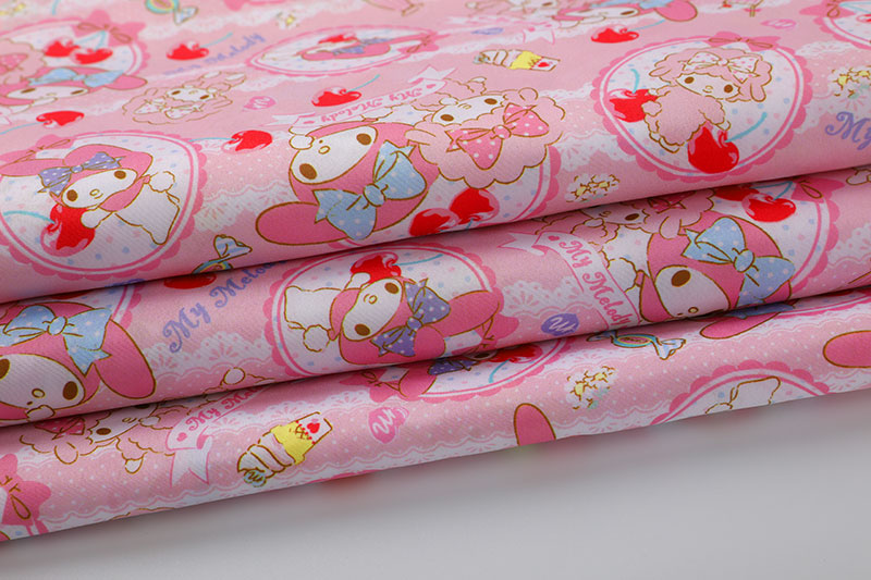 190T digital printing pongee-My Melody